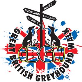Great British Greyhound Walk logo