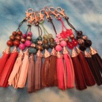 bag tassels, decorative tassels